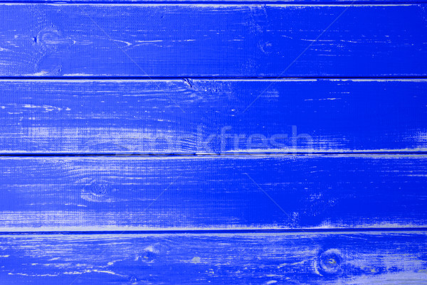 Dark Blue Wooden Background, Copy Space Stock photo © Nelosa