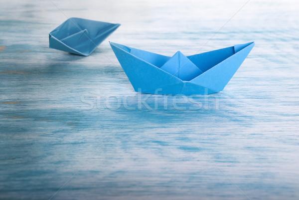 Boat Accident Stock photo © Nelosa