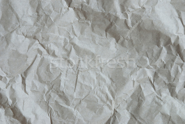 Texture With Crumpled Paper, Background, Copy Space Stock photo © Nelosa