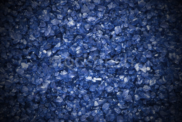 Texture With Blue Pebbles, Copy Space Stock photo © Nelosa