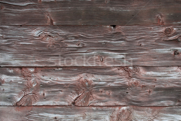 Rustic Wooden Background Or Texture With Brown Color, Copy Space Stock photo © Nelosa