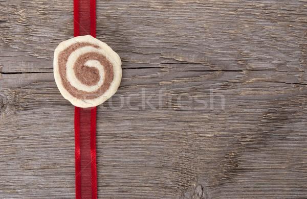 red ribbon Stock photo © Nelosa