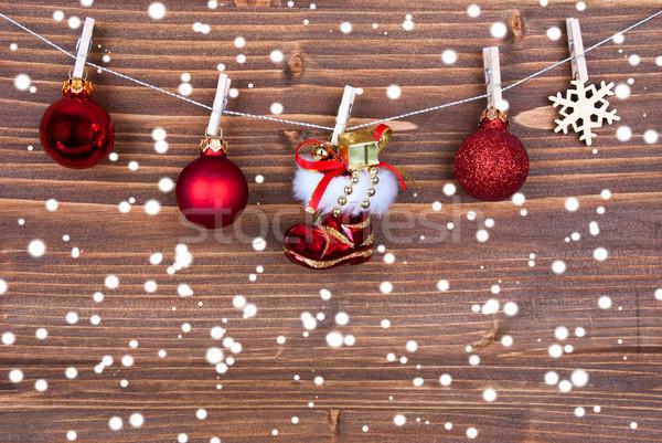 Christmas Background IV Stock photo © Nelosa