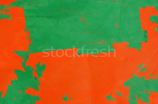 peeling paint Stock photo © nelsonart