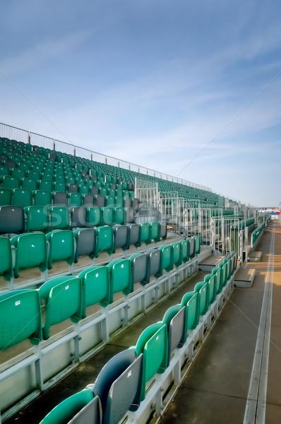 grandstand seats Stock photo © nelsonart