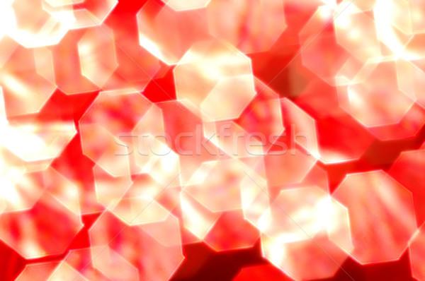 red light blur Stock photo © nelsonart