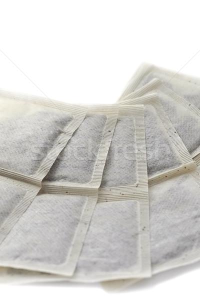 teabags Stock photo © nelsonart