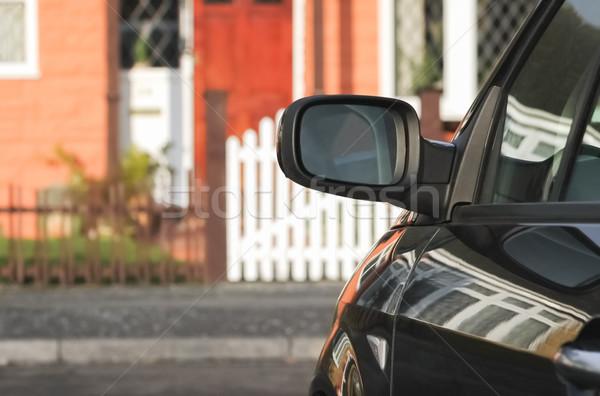 parked car Stock photo © nelsonart
