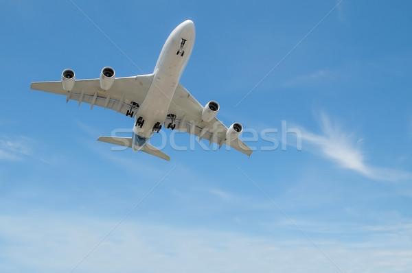 flight path Stock photo © nelsonart