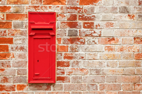 mailbox abstract Stock photo © nelsonart