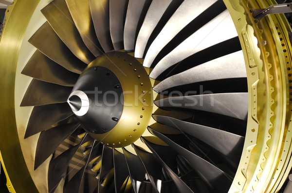 engine blades Stock photo © nelsonart