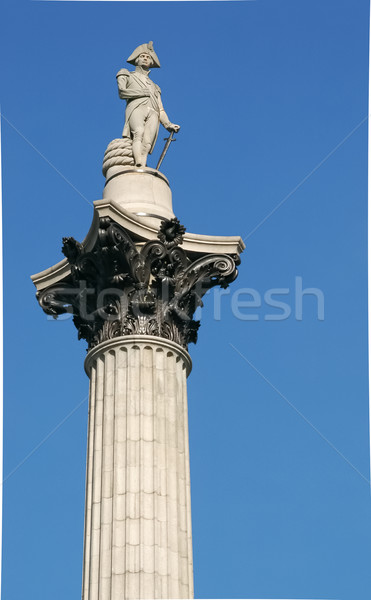 Admiral Nelson Stock photo © nelsonart
