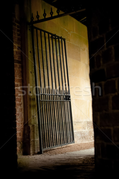 dark alley Stock photo © nelsonart