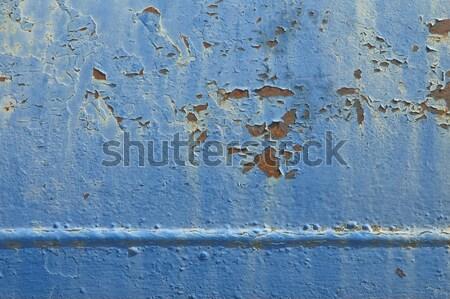 flaking paint Stock photo © nelsonart