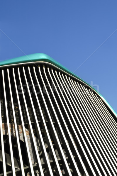 radiator grille Stock photo © nelsonart