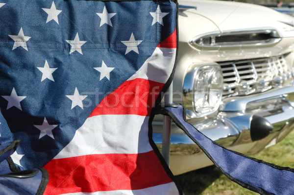 stars and stripes Stock photo © nelsonart