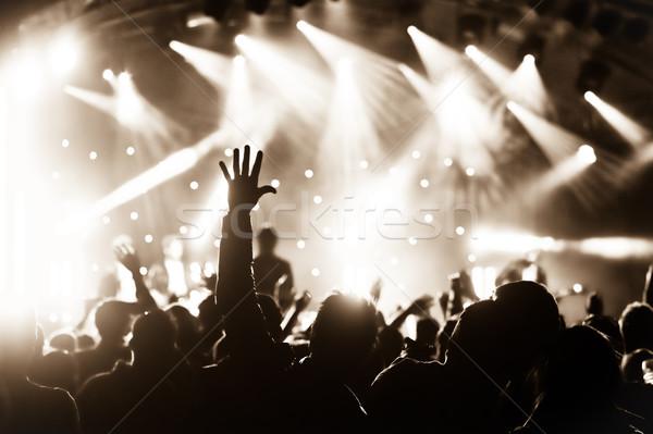 live concert Stock photo © nelsonart