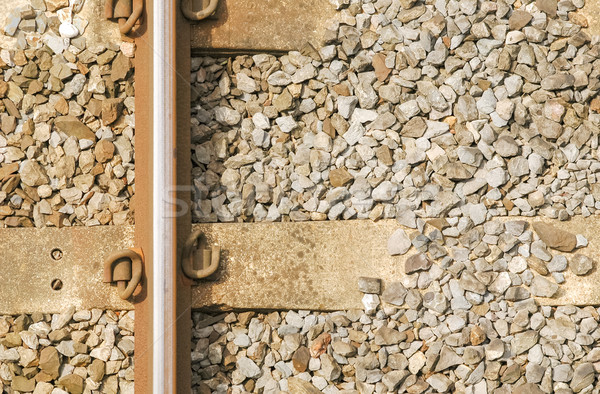 single track Stock photo © nelsonart