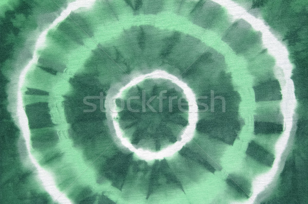 tie dyed fabric Stock photo © nelsonart