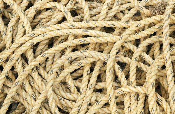 rope Stock photo © nelsonart