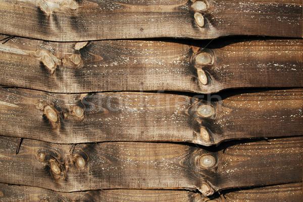 Cerca panel madera madera fondo Foto stock © nelsonart