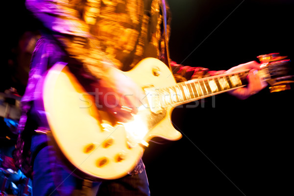 rock and roll Stock photo © nelsonart