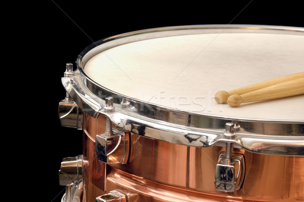 snare drum Stock photo © nelsonart