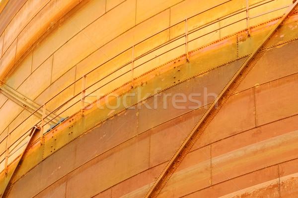 Сток-фото: очистительный · завод · хранения · газ · объект · структуры · аннотация