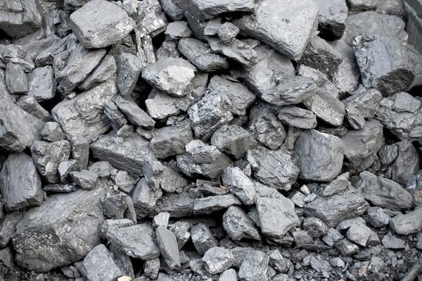 石炭 ピース 背景 業界 黒 エネルギー ストックフォト © nelsonart