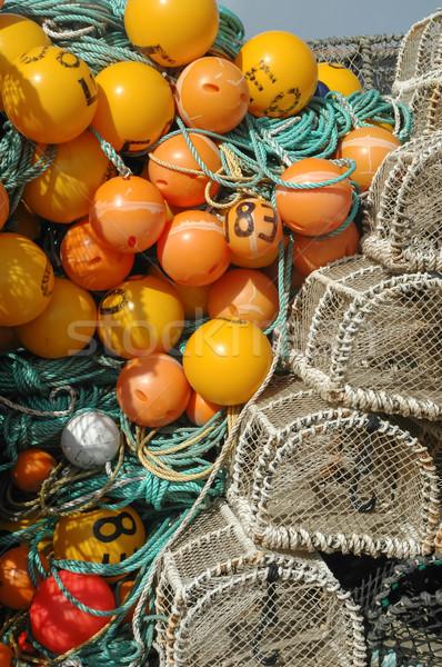trawling equipment Stock photo © nelsonart