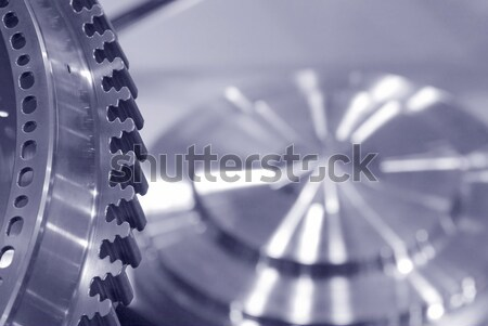 precision components Stock photo © nelsonart