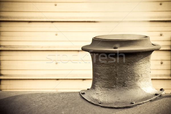 蒸気 ヴィンテージ 鉄道 エンジン 背景 ストックフォト © nelsonart