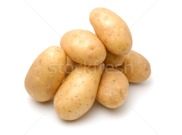 Stock photo: Potatos