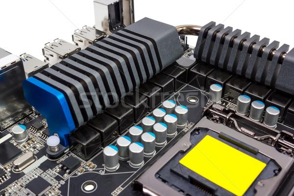 электронных коллекция власти современных процессор процессор Сток-фото © nemalo