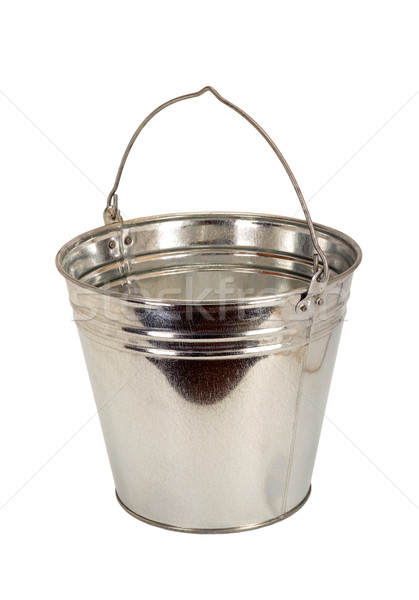 Zinc bucket Stock photo © nemalo