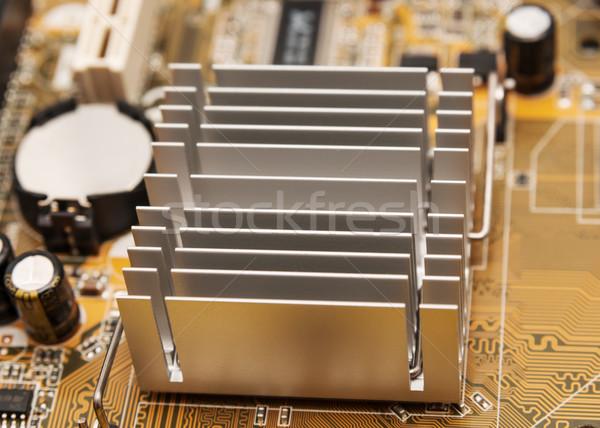 électronique ensemble numérique composants ordinateur Electronics Photo stock © nemalo