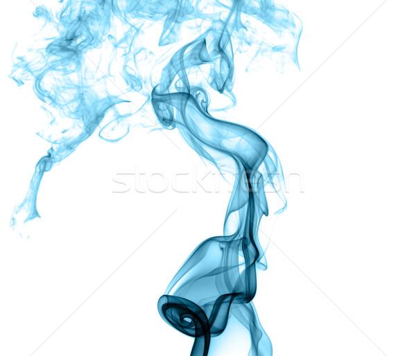 Abstrato fumar luz fogo fundo Foto stock © nemalo