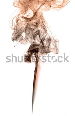 Resumen humo luz fuego fondo Foto stock © nemalo