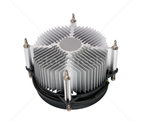Electronic collection - CPU cooler Stock photo © nemalo