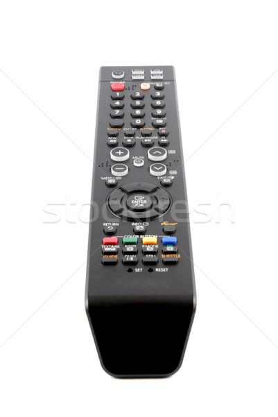 Remote control panel Stock photo © nemalo