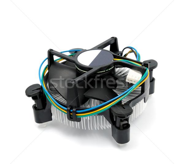 CPU cooler Stock photo © nemalo