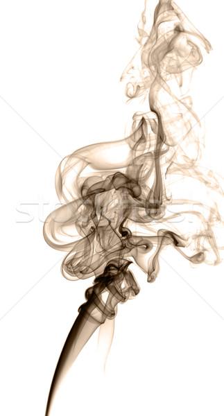 Abstract colored smoke Stock photo © nemalo
