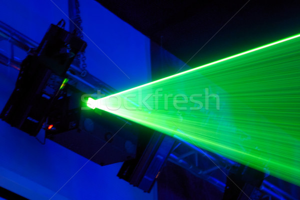 Laser installation Stock photo © nemalo