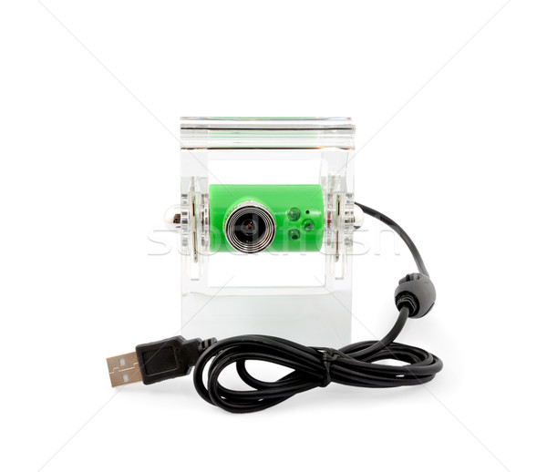 Webcam Stock photo © nemalo