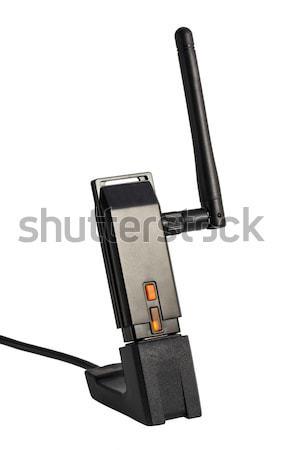 Wi-Fi Wireless USB Adapter Stock photo © nemalo