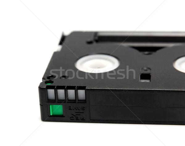 Videocassette Stock photo © nemalo