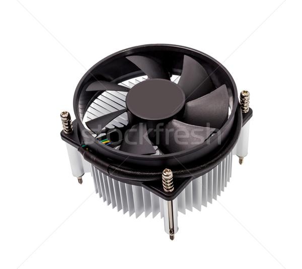 Electronic collection - CPU cooler Stock photo © nemalo