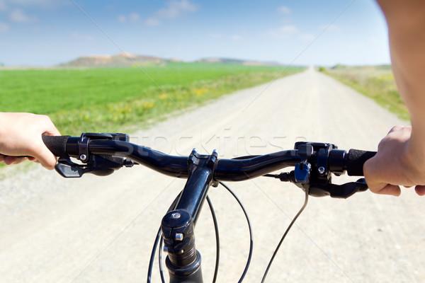 Spring Biking Stock photo © nenetus