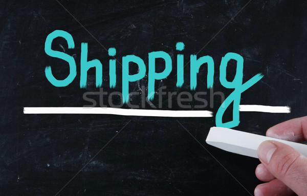 судоходства мира почты управления доставки сообщество Сток-фото © nenovbrothers