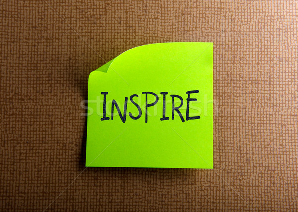 Inspire Stock photo © nenovbrothers